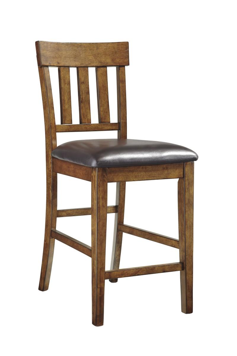 Ashley Ralene Upholstered Counter Stool Ashley D594 124 At