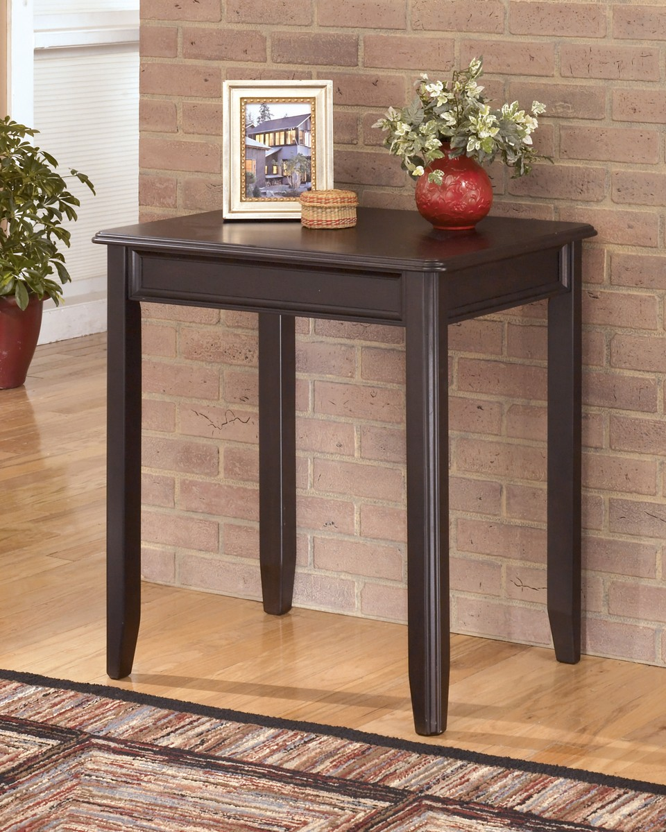 Ashley carlyle home office corner table ashley h371 47 at homelement ashley carlyle home office corner table watchthetrailerfo