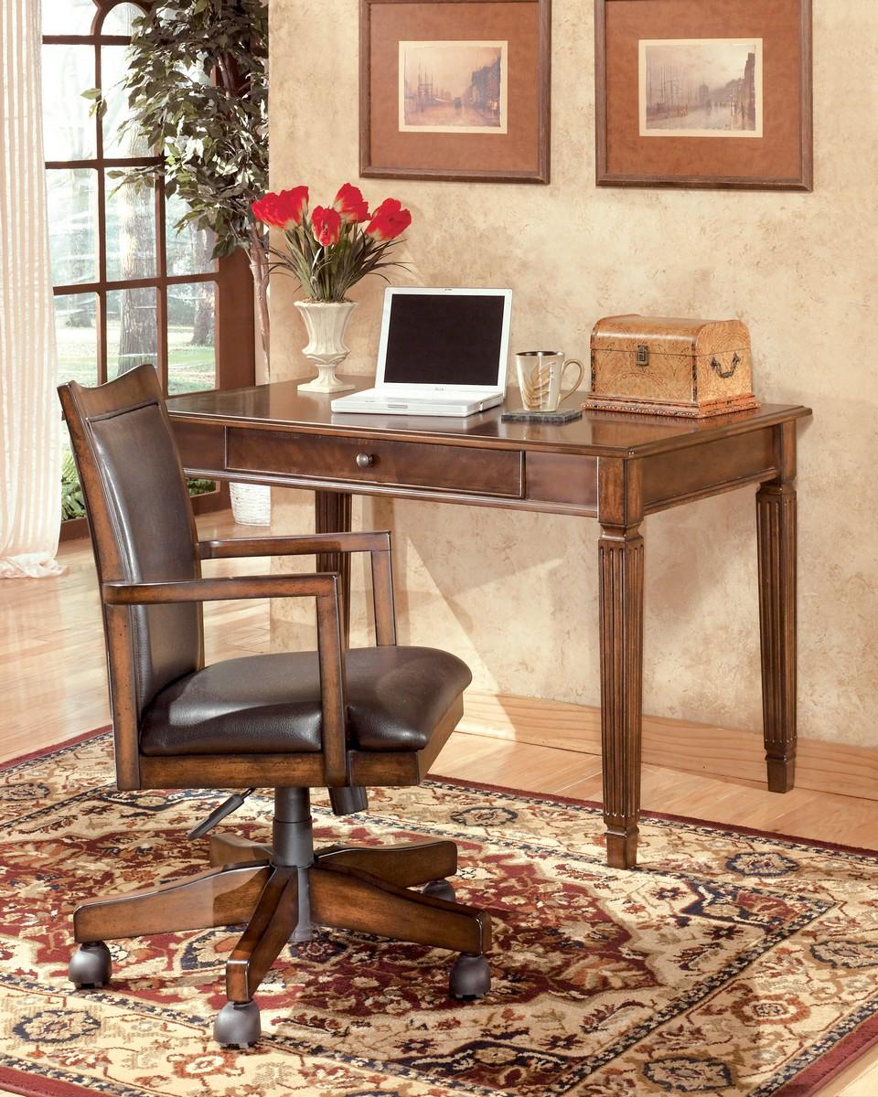 Ashley Hamlyn Home Office Small Leg Desk Ashley H527 10 At