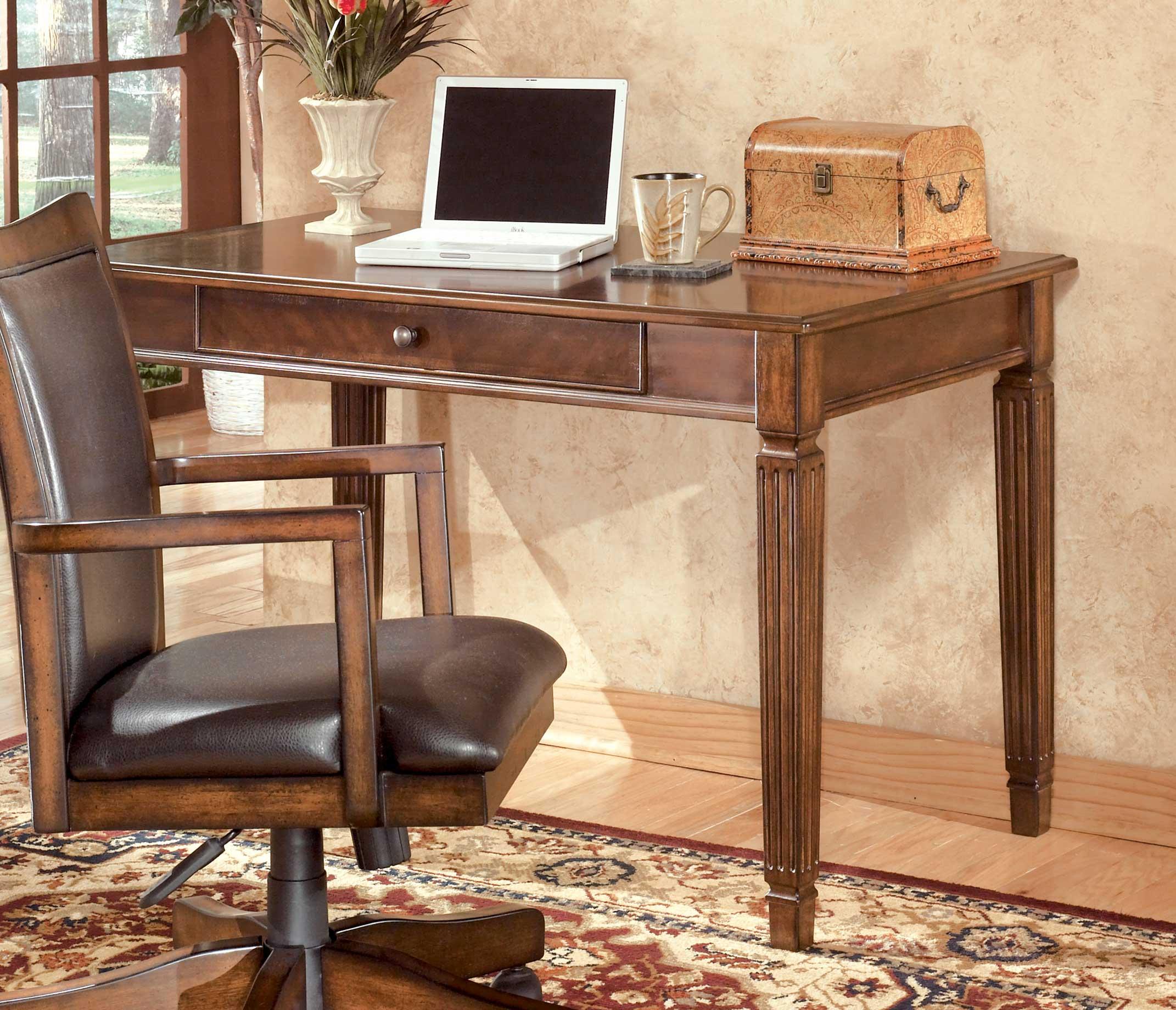 Ashley Hamlyn Home Office Small Leg Desk