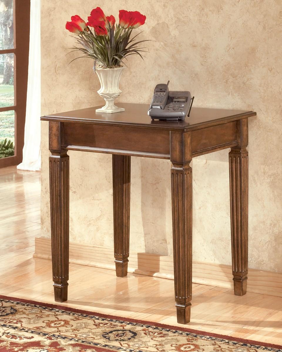 Ashley Hamlyn Home Office Corner Table ASHLEY-H527-47 At