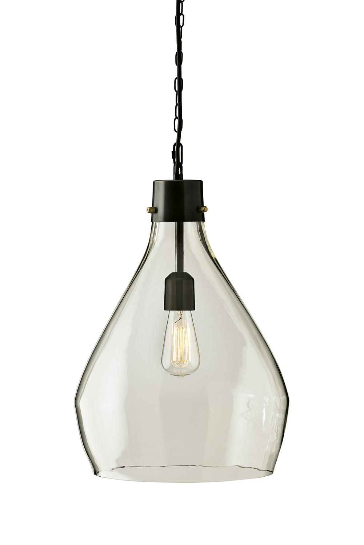 Ashley Avalbane Glass Pendant Light