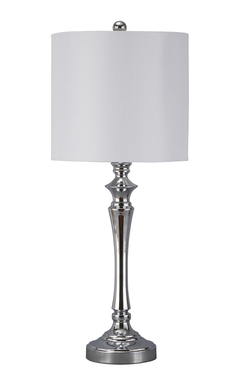 Ashley Taji Metal Table Lamp