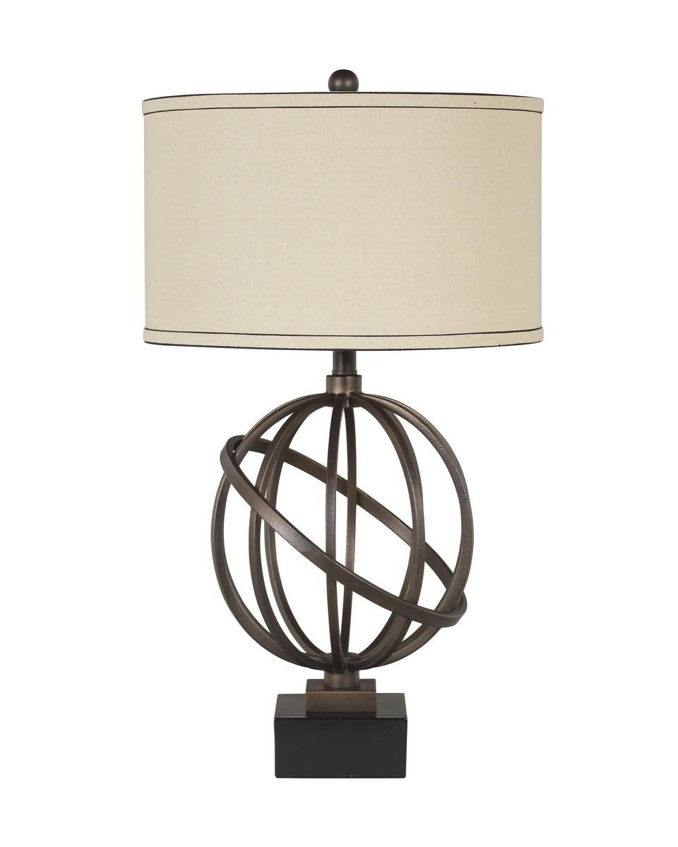 Ashley Furniture Salem Or: Ashley Shadell Metal Table Lamp ASHLEY-L211894 At