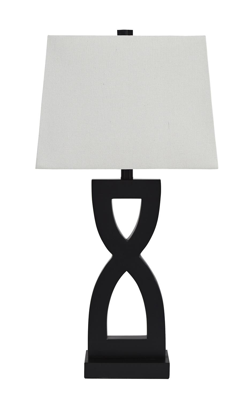 Ashley Amasai Poly Table Lamp