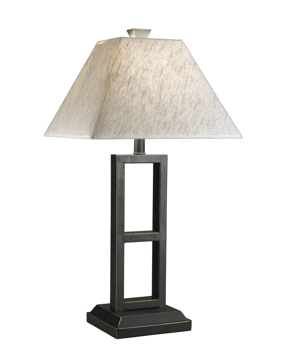 Ashley Deidra Metal Table Lamp