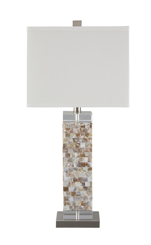 Ashley Tabira Shell Table Lamp