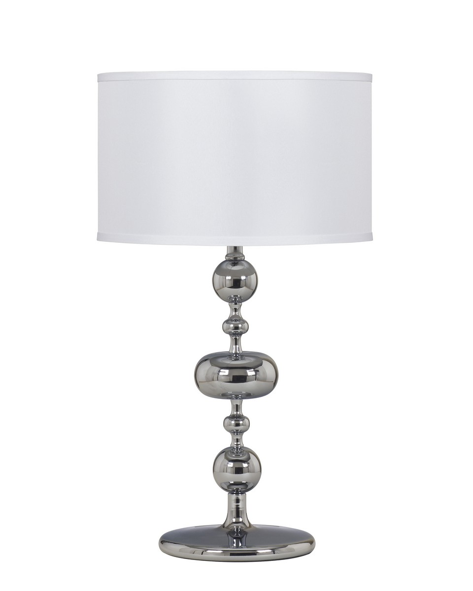 Ashley Furniture Industry: Ashley Raschel Metal Table Lamp ASHLEY-L416124 At