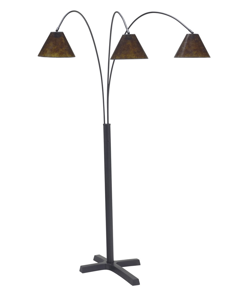 Ashley Sharde Metal Arc Lamp