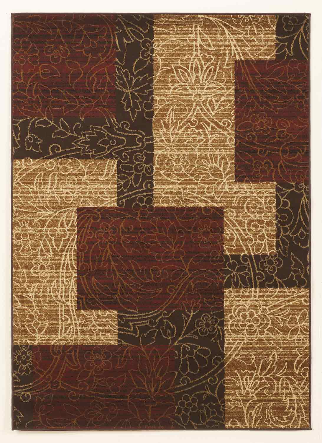 Ashley Rosemont Medium Rug - Red