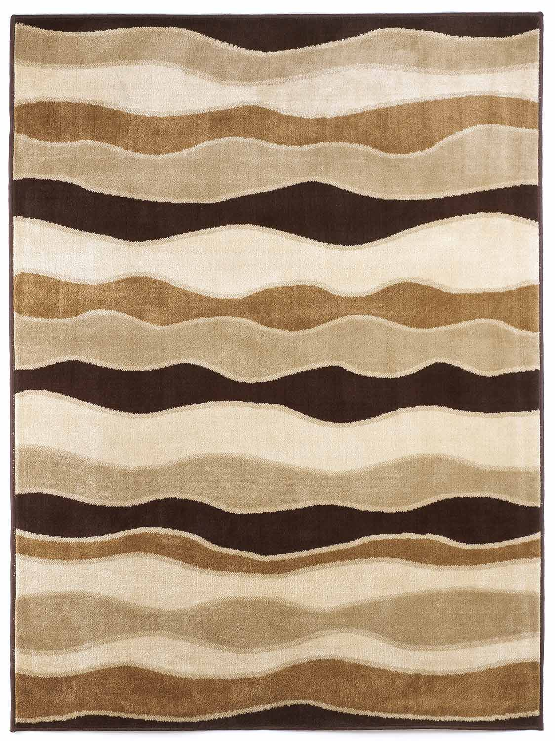 Ashley Frequency Area Rug - Toffee