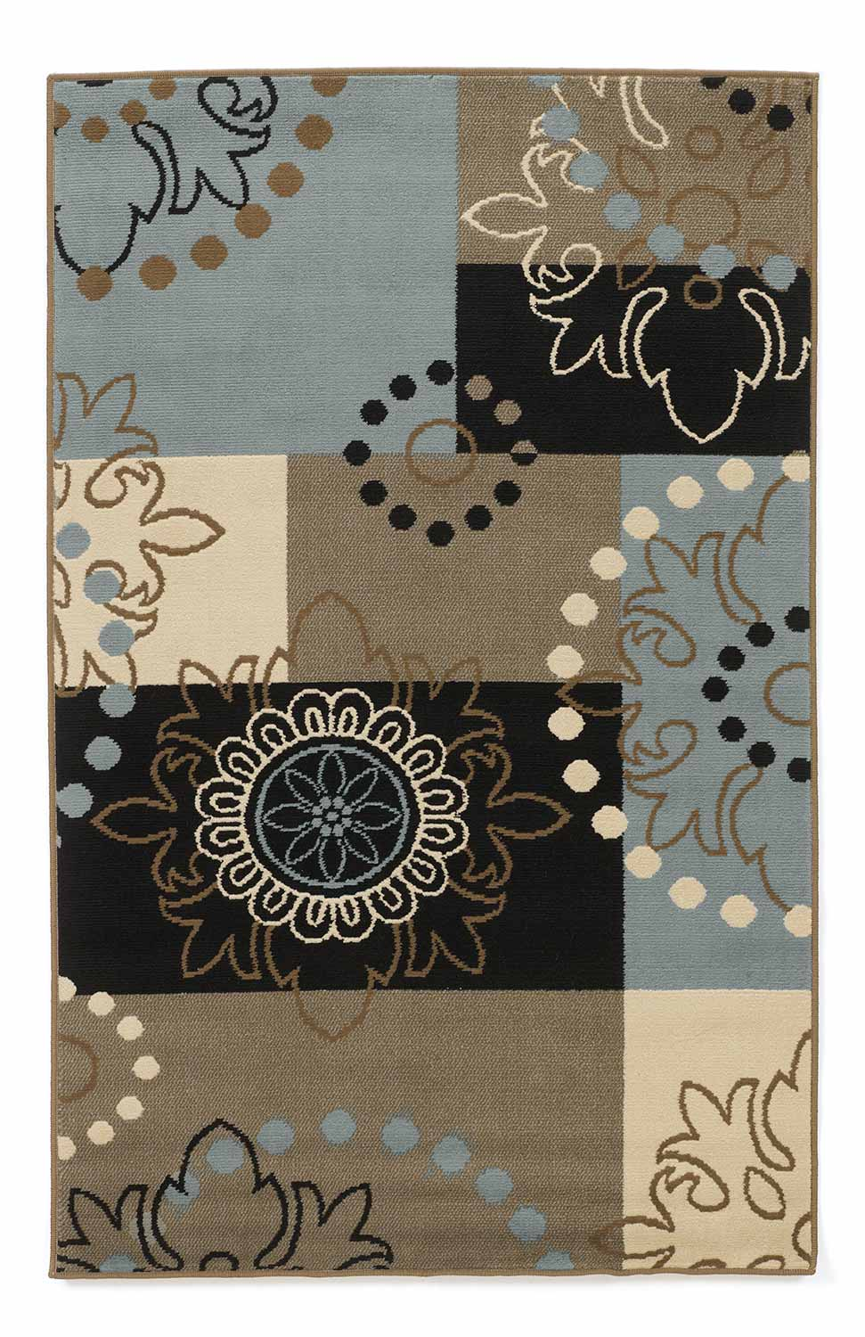 Ashley Vito Medium Rug - Multi