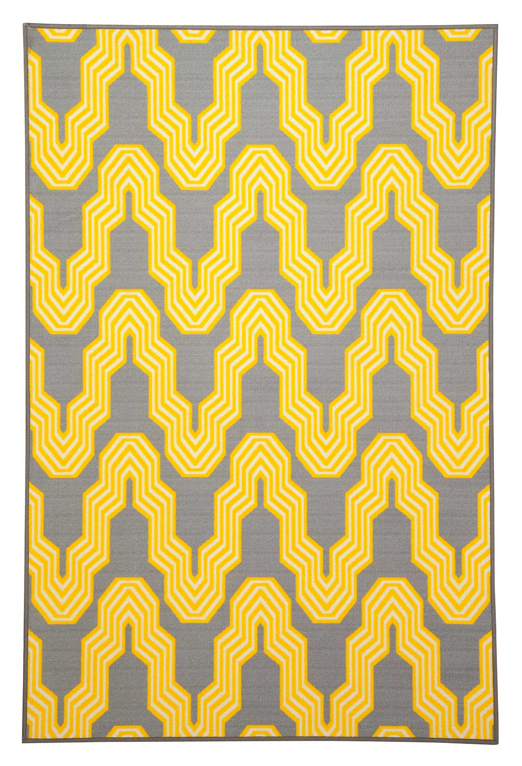 Ashley Nimat Medium Rug - Yellow