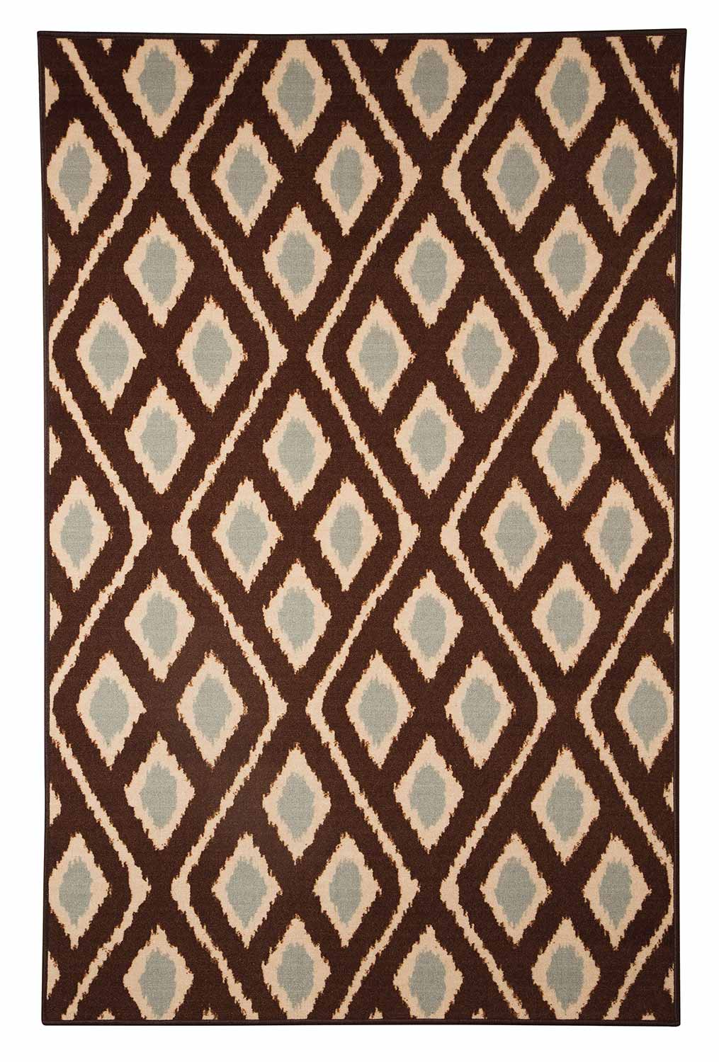 Ashley Abhay Medium Rug - Blue/Beige