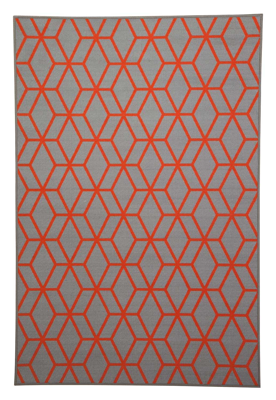 Ashley Rico Medium Rug - Orange