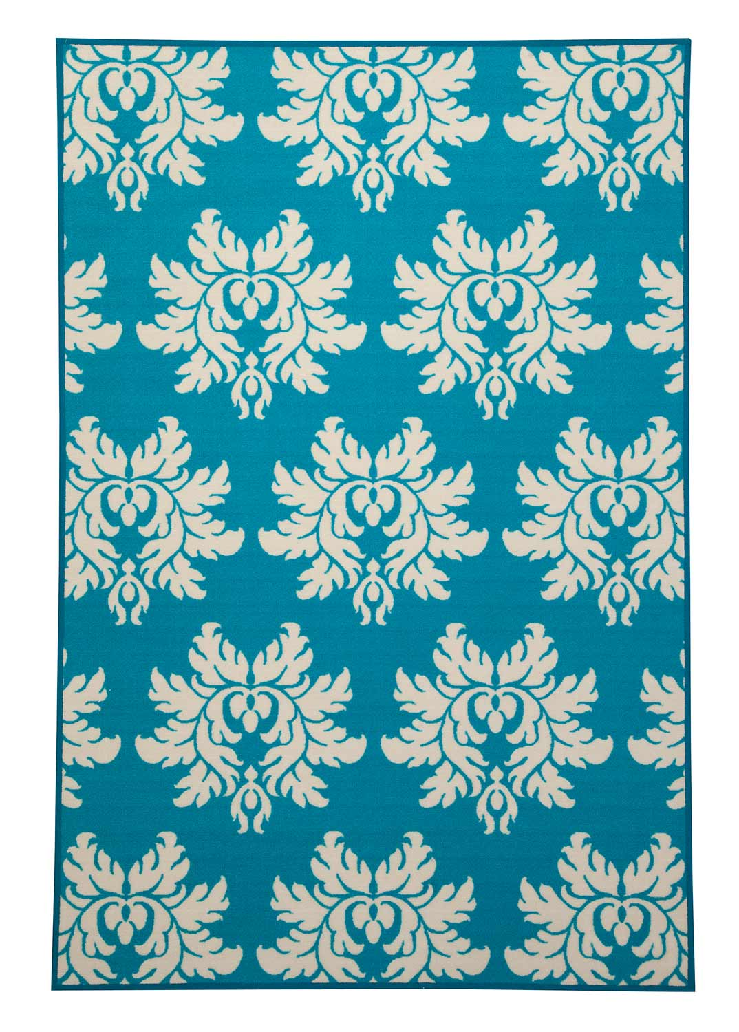 Ashley Lia Medium Rug - Turqouise