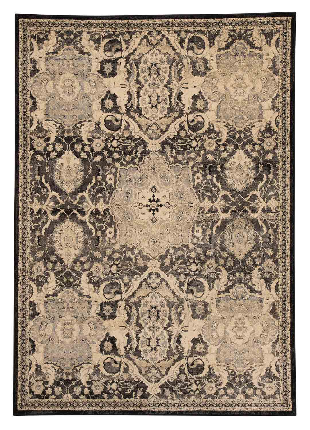 Ashley Anzhell Large Rug - Black