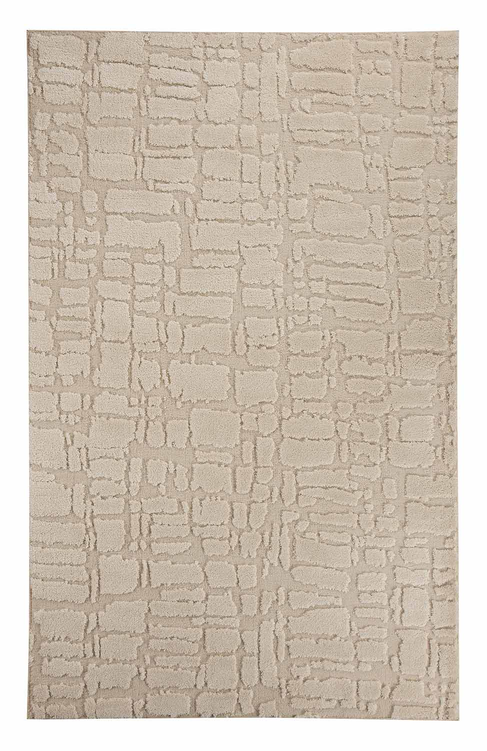 Ashley Dugan Medium Rug - Cream/Taupe