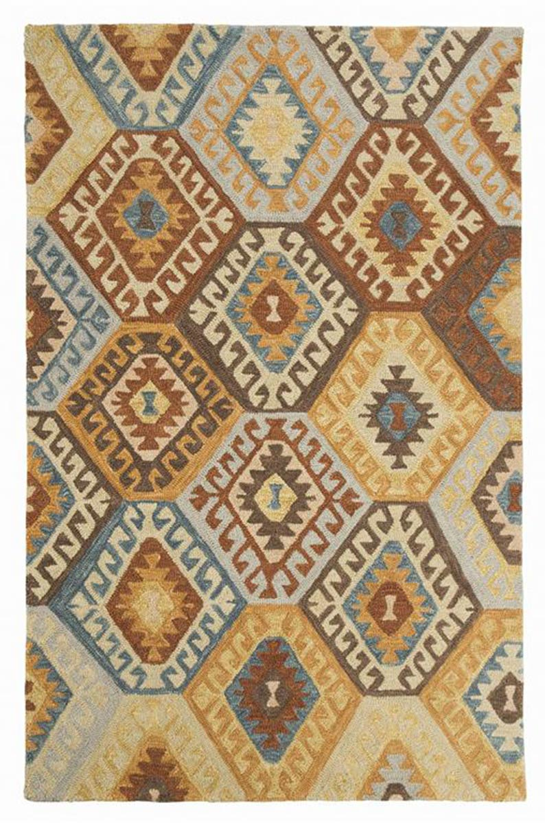 Ashley Calamone Medium Rug Multi Ashley R401562 At