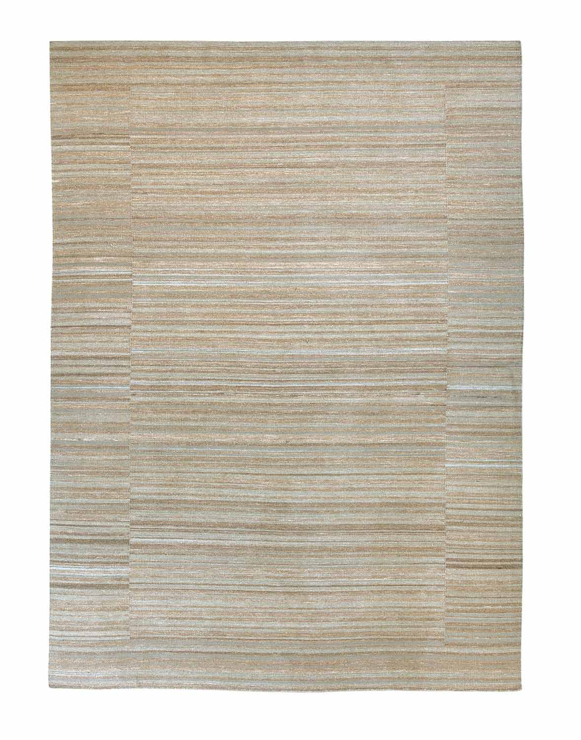 Ashley Flatweave Medium Rug - Tan
