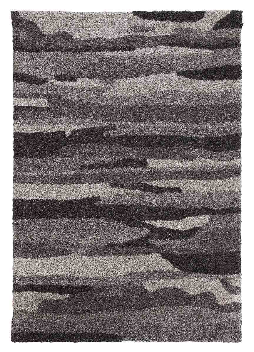 Ashley Pasternak Large Rug - Black/Gray
