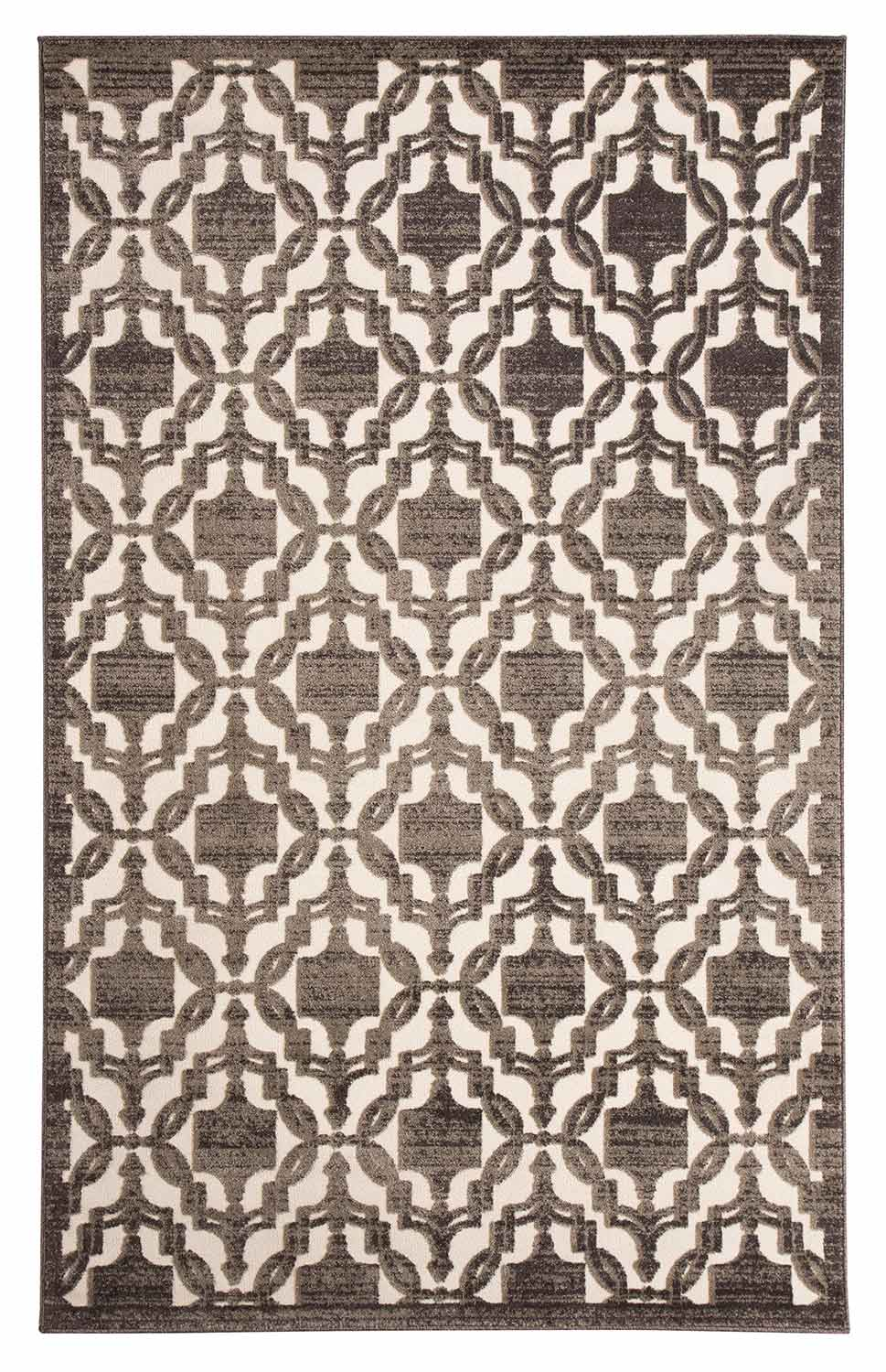 Ashley Daishiro Medium Rug - Gray