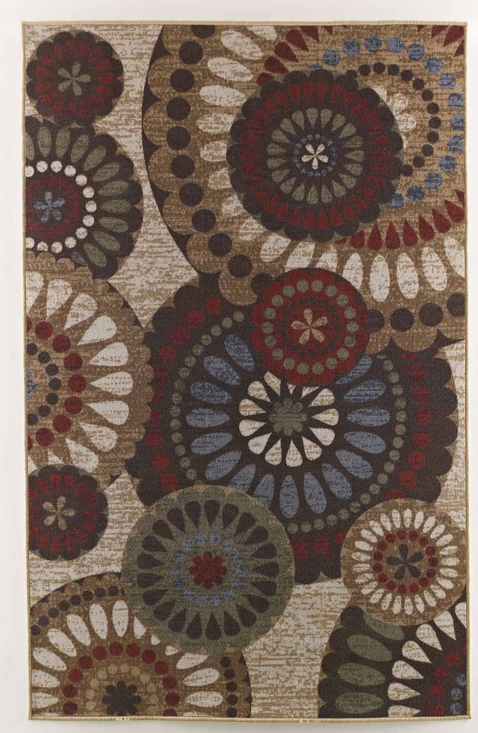 Ashley Cece Medium Rug - Beige