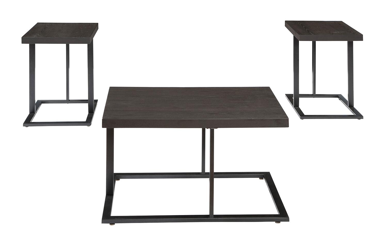 Ashley Airdon Occasional Table Set