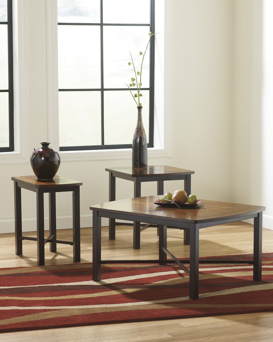 Ashley Fletcher Occasional Table Set