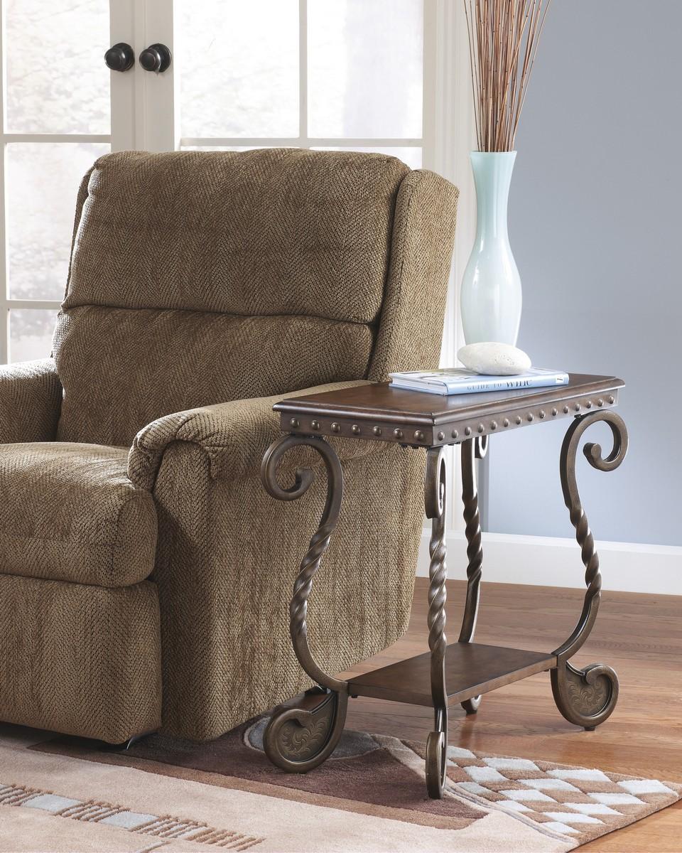 Ashley Rafferty Chair Side End Table