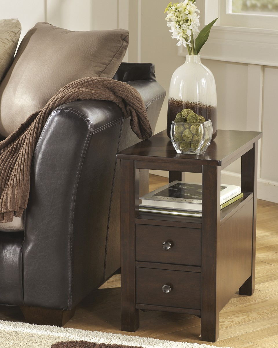 Ashley Marion Chair Side End Table