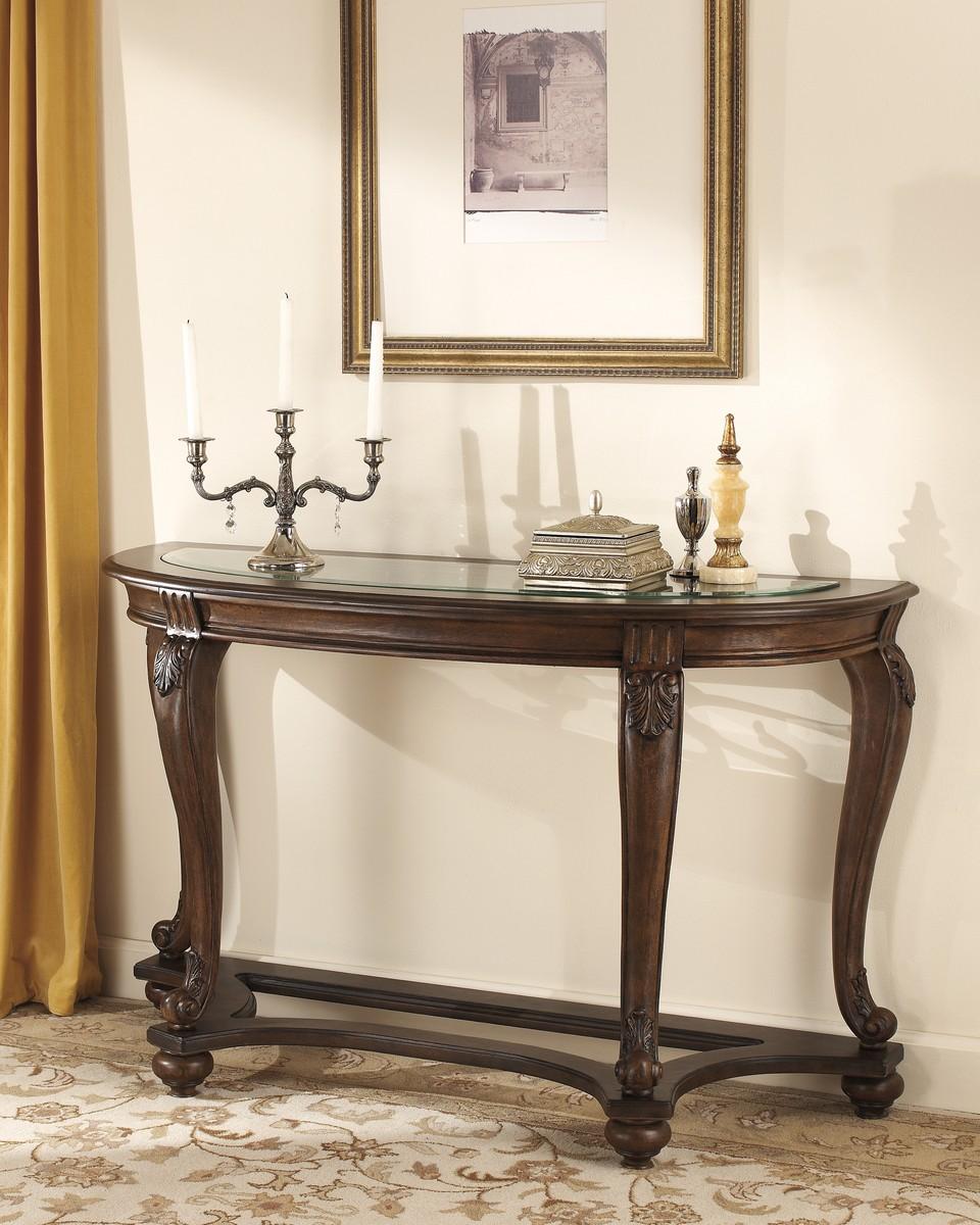 Ashley Norcastle Sofa Table