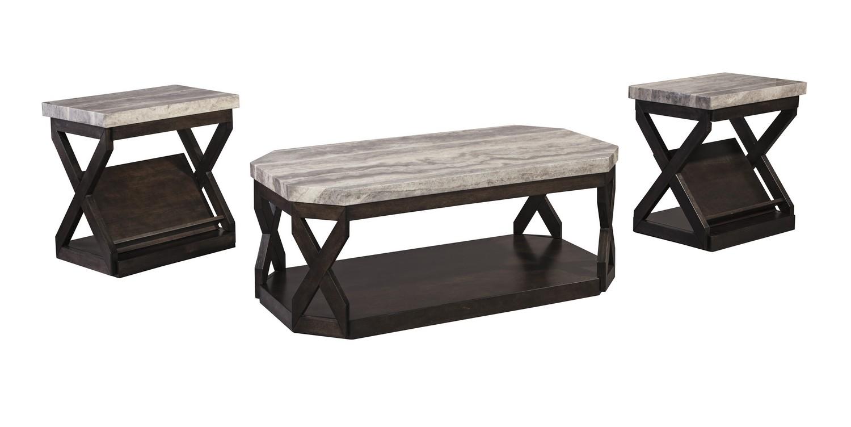 Ashley Radilyn Occasional Table Set