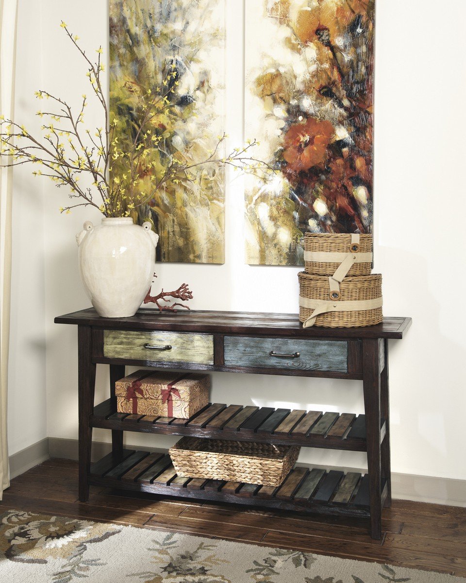 Ashley Mestler Sofa Table