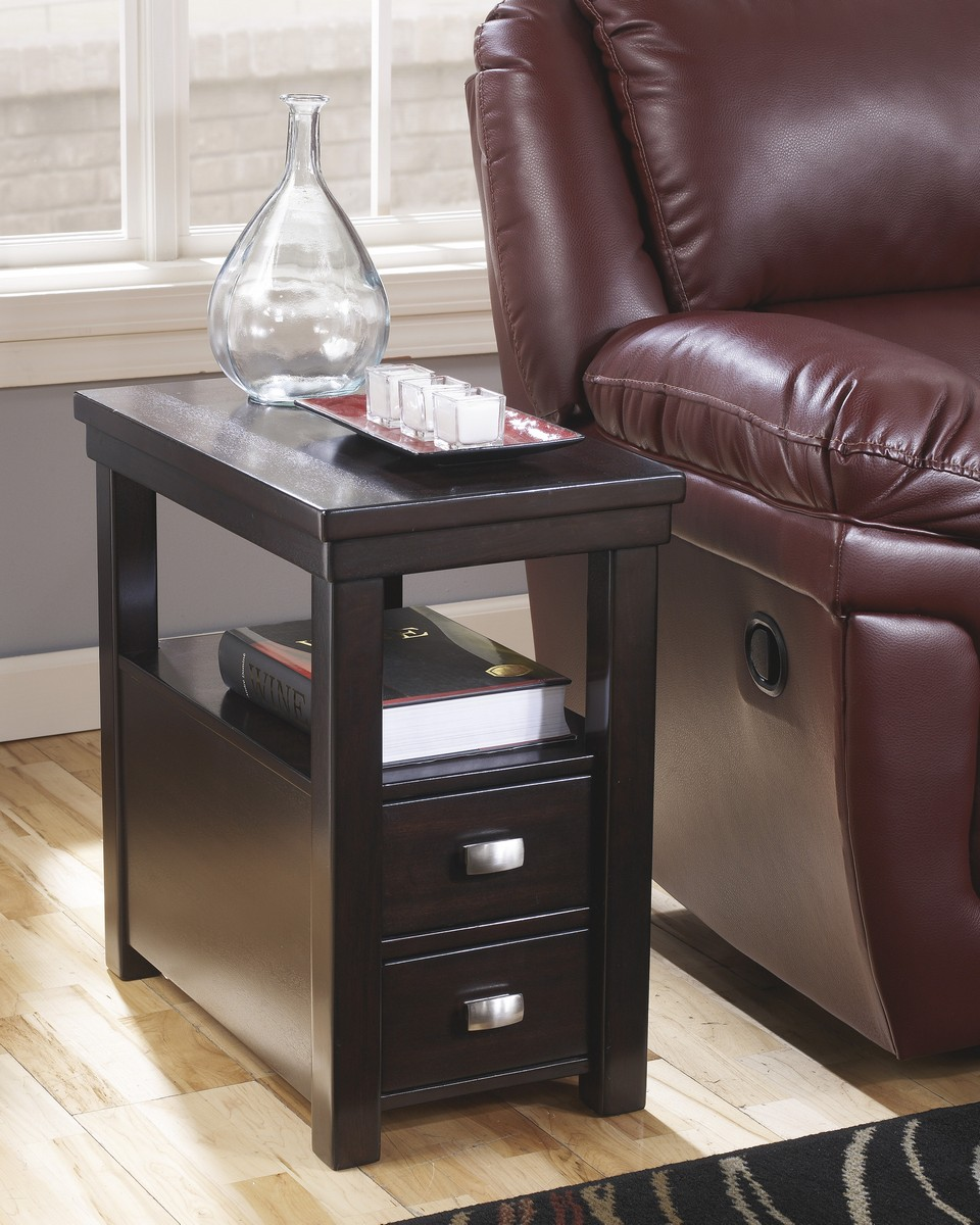 Ashley Hatsuko Chair Side End Table