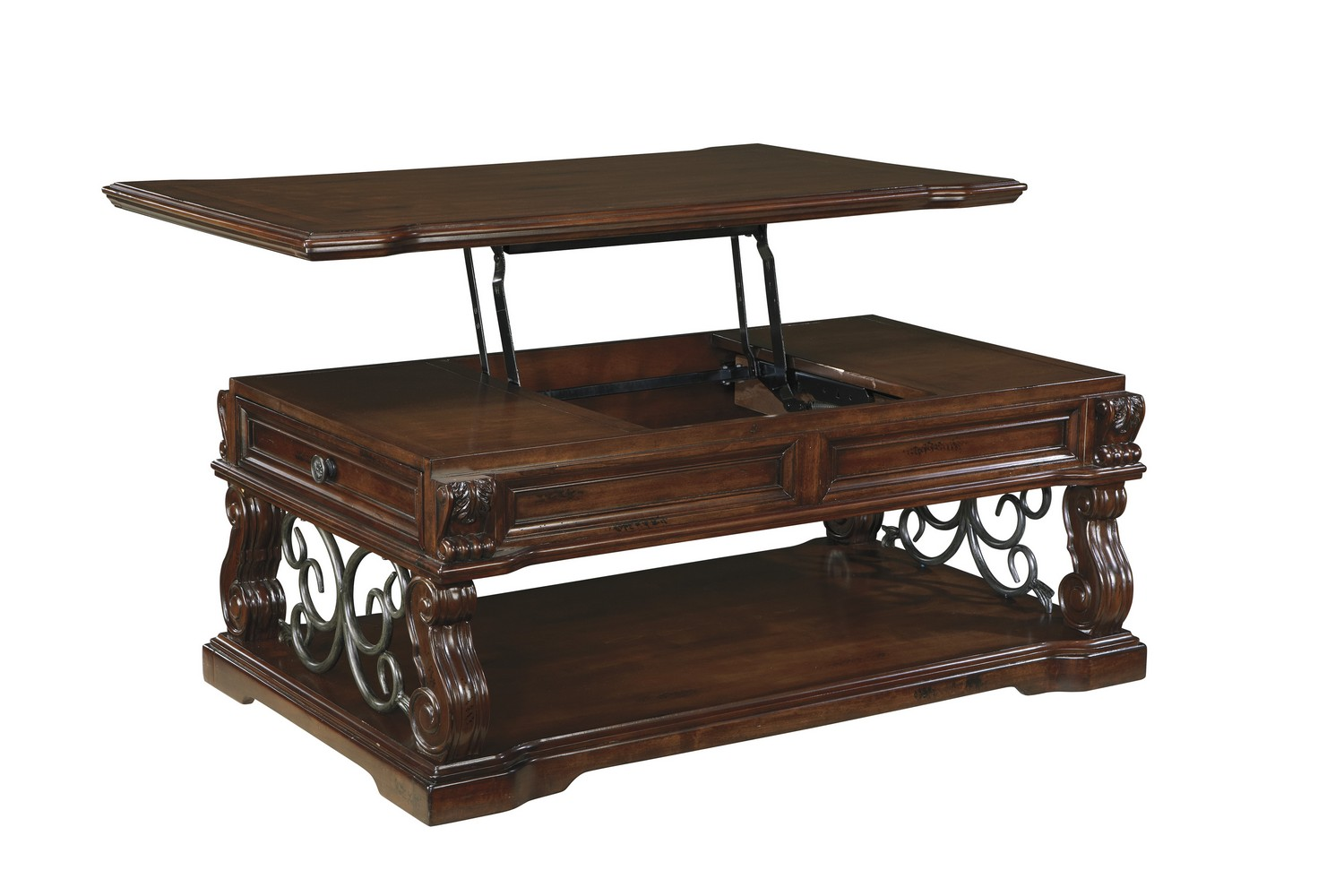 Ashley Alymere Lift Top Cocktail Table