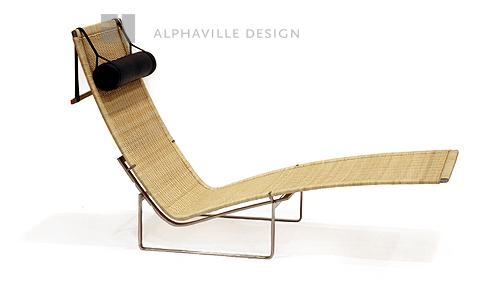 Alphaville Design Hammock Chaise-Woven Cane
