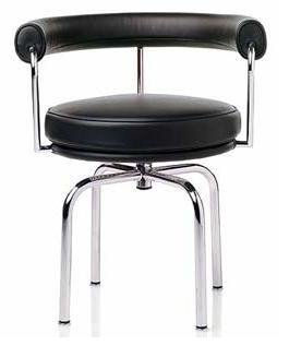 Alphaville Design Ziana Swivel Chair-Black