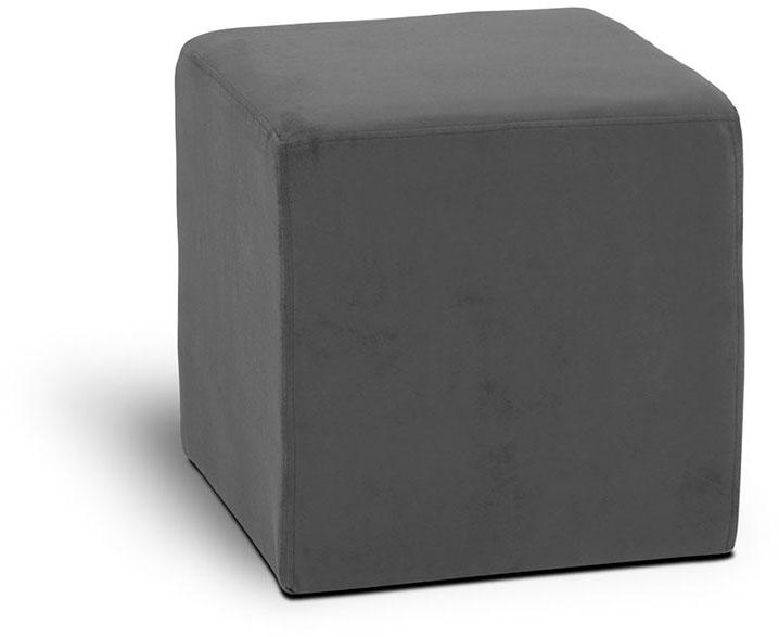 Cheap Avenue Six Detour Square Cube Ottoman – Charcoal
