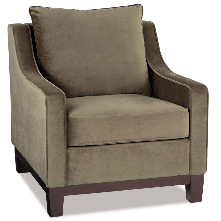 Avenue Six Regent Chair - Pewter