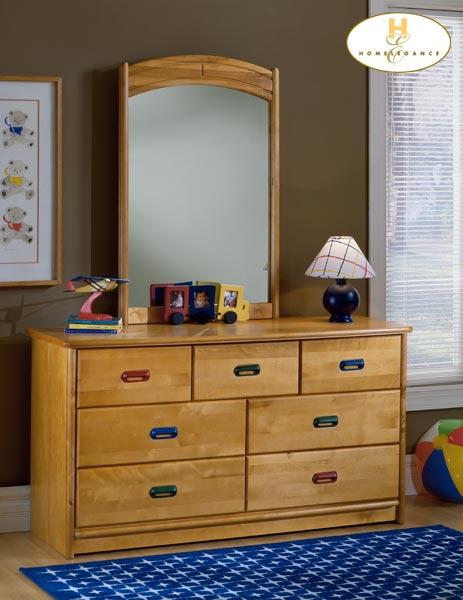 Homelegance Sesame Dresser