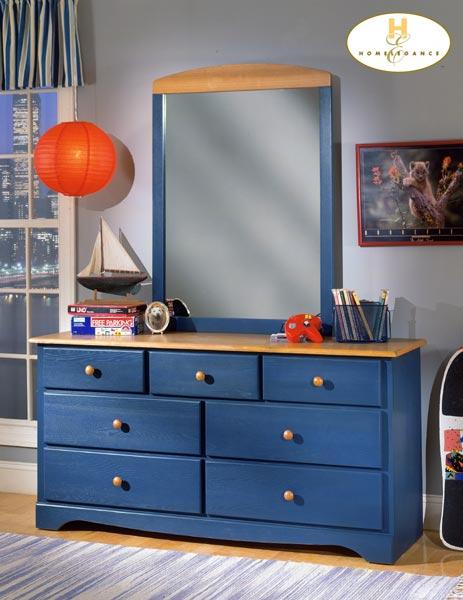 Homelegance Targhee 7 Drawer Dresser
