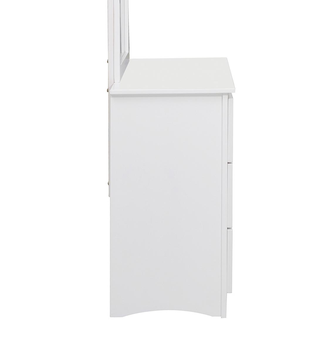 Homelegance Galen Dresser - White