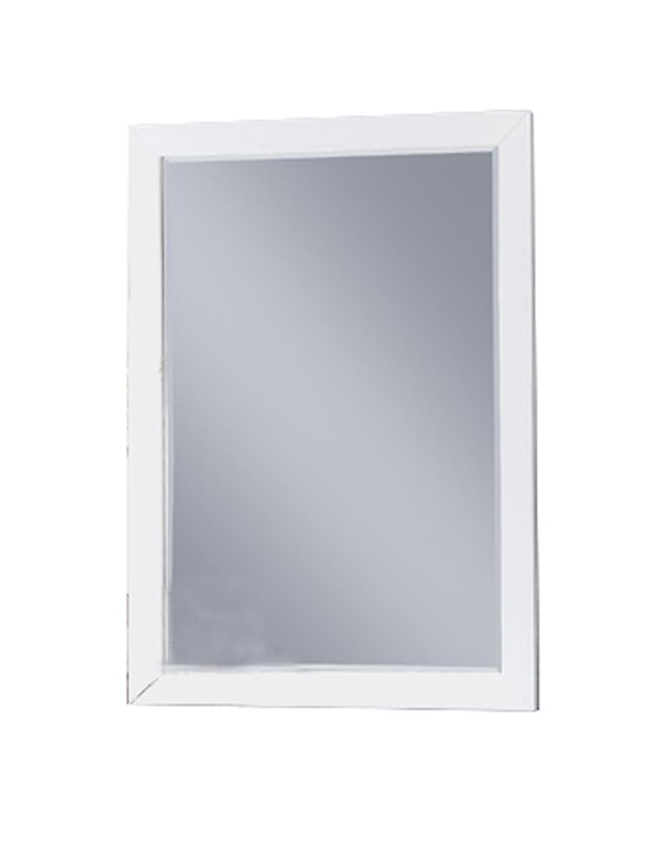 Homelegance Galen Mirror - White