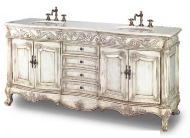 DragonWood Dartford Vanity with sink-Dragon Wood