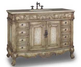 DragonWood Chatsworth Vanity with sink-Dragon Wood