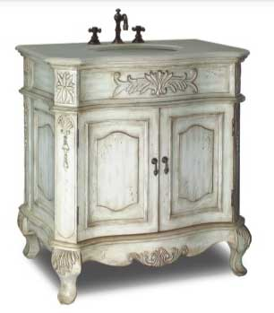 DragonWood Aldridge Vanity with sink