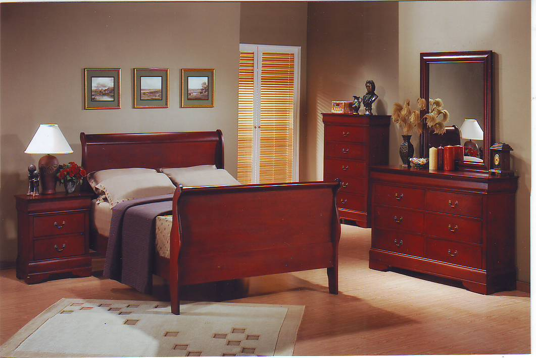 Homelegance Louis Philippe Bedroom Collection