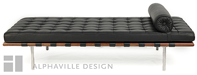 Mies Daybed 72in-Alphaville