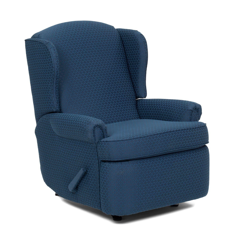 Barcalounger Florence Custom Choice Rocker Recliner Chair ...